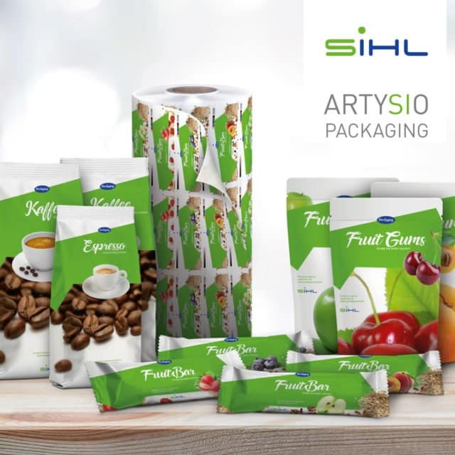 ARTYSIO Packaging Verpackungsfolien mit Anwendungsbeispielen