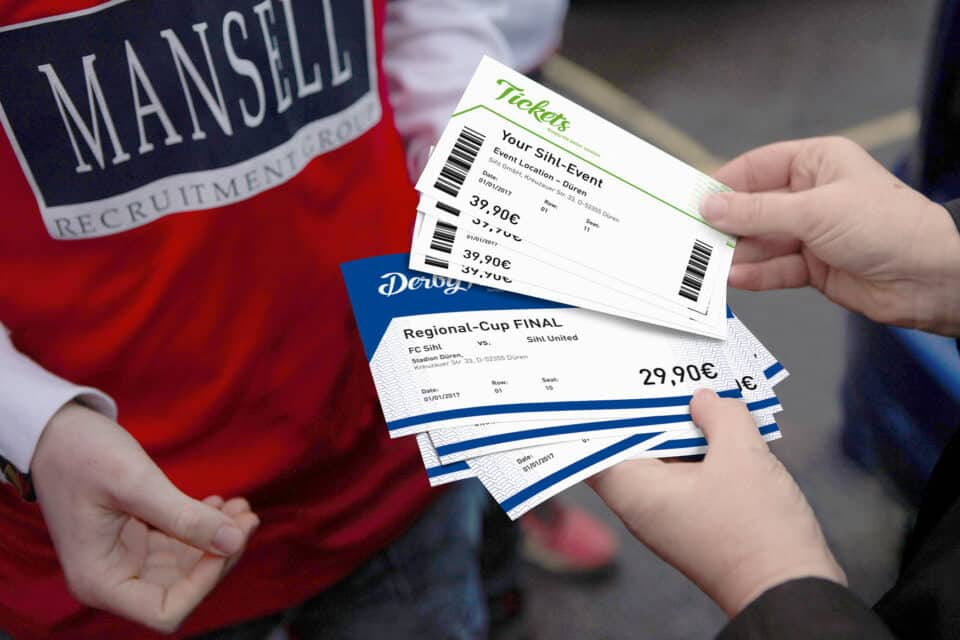 Eintrittskarten - entry tickets