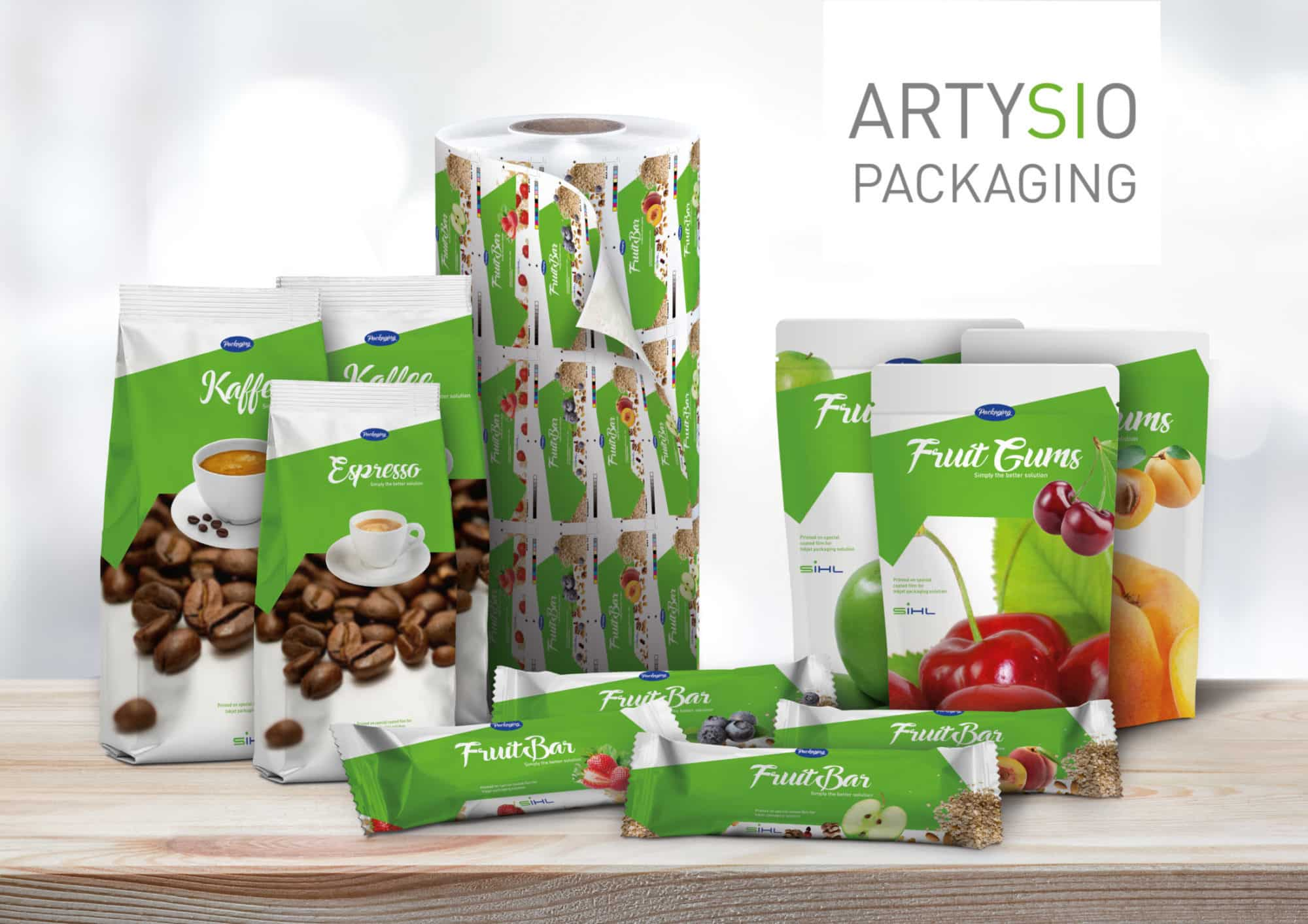Weltneuheit im Flexible Packaging
